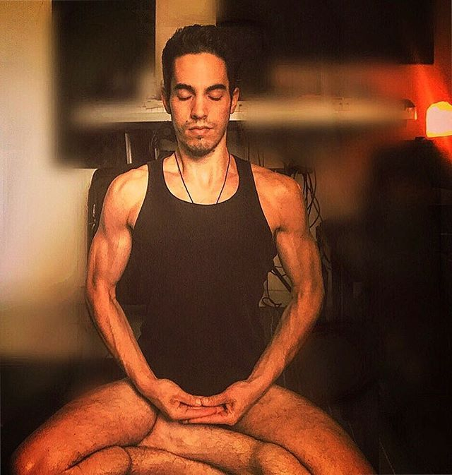 """""""Meditation is the breathe of your soul"""". Et si"""